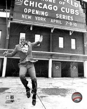 Chicago Cubs - Ernie Banks Photo