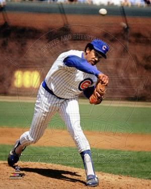 Chicago Cubs - Ferguson Jenkins Photo