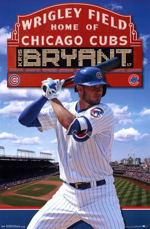 Chicago Cubs - K Bryant 15