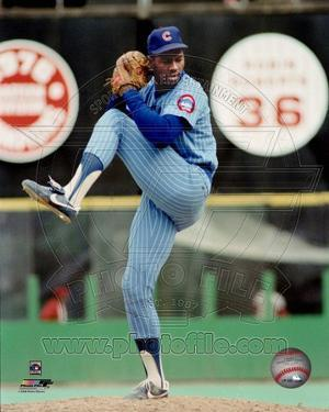 Chicago Cubs - Lee Smith Photo