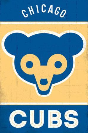 Chicago Cubs - Retro Logo 14
