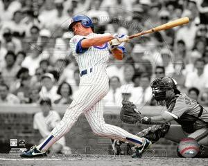 Chicago Cubs - Ryne Sandberg Photo