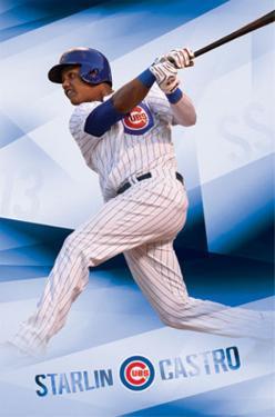 Chicago Cubs - S Castro 14