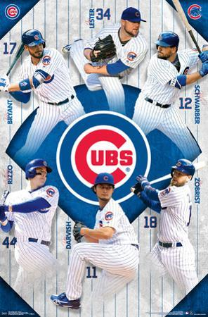 CHICAGO CUBS - TEAM 18