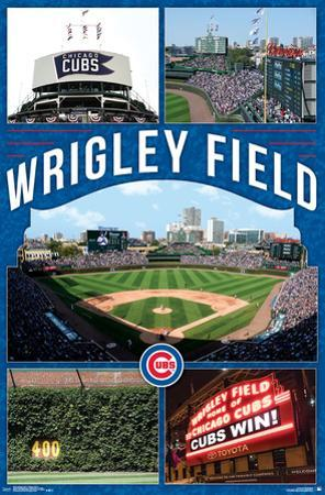 CHICAGO CUBS - WRIGLEY FIELD 17