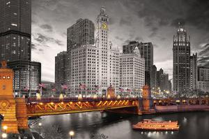 Chicago- Du Sable Bridge