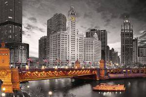 Chicago- Du Sable Bridge