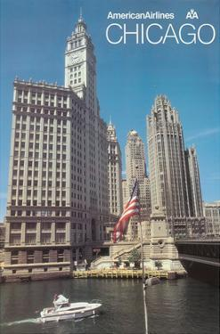 Chicago, Illinois - American Airlines