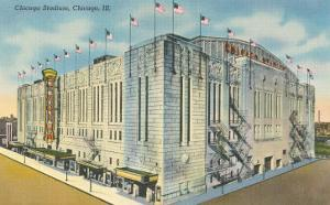 Chicago Stadium, Chicago, Illinois
