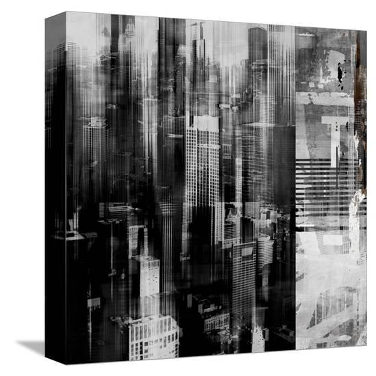 Chicago Style 3-Sven Pfrommer-Stretched Canvas Print