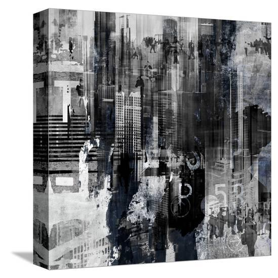 Chicago Style 4-Sven Pfrommer-Stretched Canvas Print