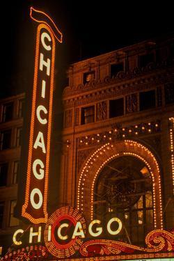 Chicago Theater, Chicago, Illinois