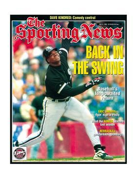 Chicago White Sox 1B Frank Thomas - May 8, 1995