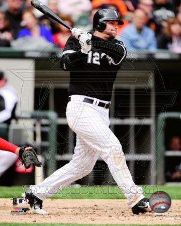 Chicago White Sox - A.J. Pierzynski 2011 Action