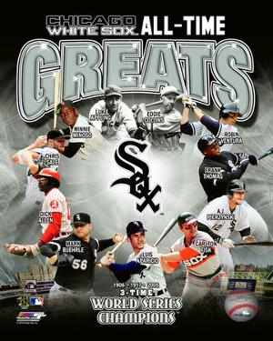 Chicago White Sox All-Time Greats