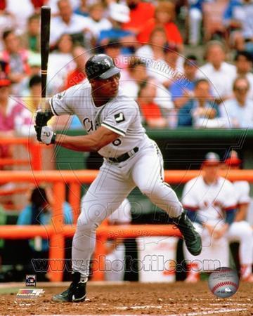 Chicago White Sox - Bo Jackson Photo