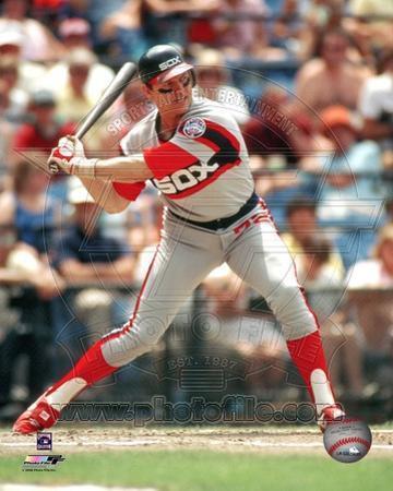 Chicago White Sox - Carlton Fisk Photo