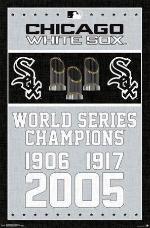 Chicago White Sox - Champions 17