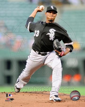 Chicago White Sox - Edwin Jackson Photo