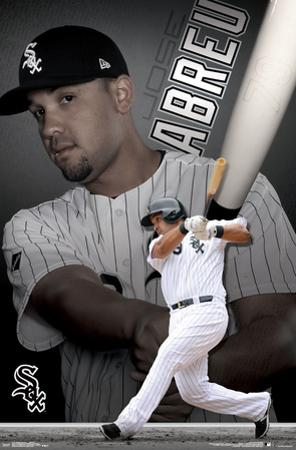 Chicago White Sox - J Abreu 17