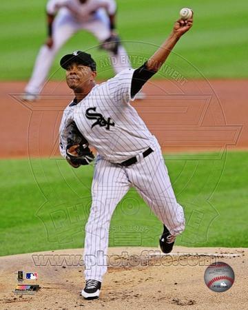 Chicago White Sox - Jose Quintana Photo
