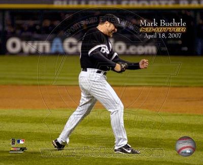 Chicago White Sox - Mark Buehrle Photo