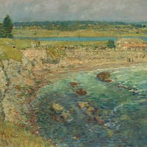 Bailey's Beach, Newport, R.I., 1901 by Childe Hassam