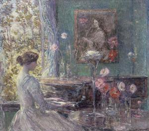 Improvisation, 1899 by Childe Hassam