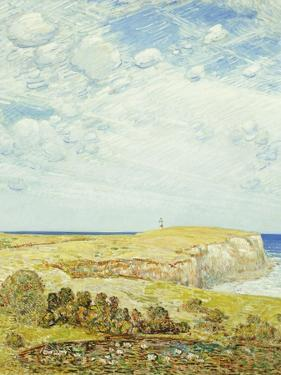 Montauk Point by Childe Hassam