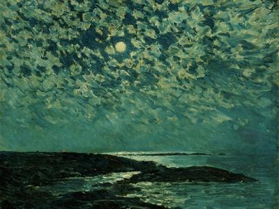 Moonlight, Isle of Shoals, 1892
