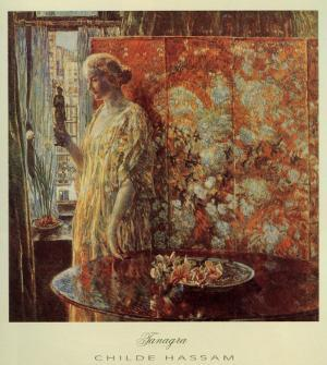 Tanagra by Childe Hassam