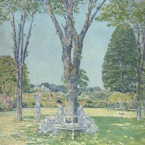 The Audition, East Hampton, 1924 by Childe Hassam