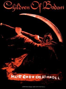 Children of Bodom - Hate Crew