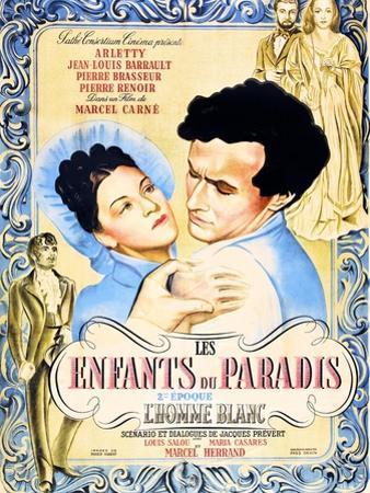 Children of Paradise, (aka Les Enfants du Paradis), Maria Casares, Jean-Louis Barrault, 1945