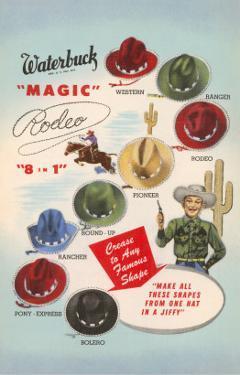 Children's Cowboy Hats