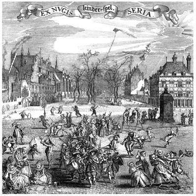 Children's Games, 1882