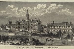 Children's Hospital, Pendlebury, Manchester
