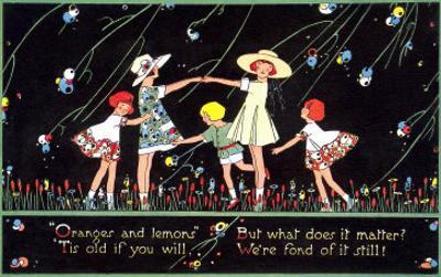 Children Singing Oranges and Lemons
