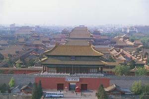 China, Beijing, Forbidden City, Imperial Palace