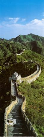China, the Great Wall