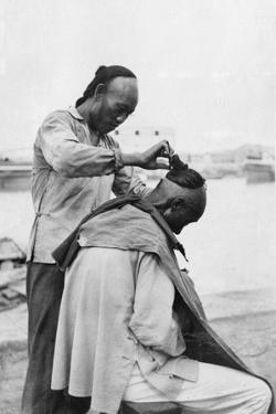 Chinese Barber