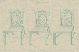Chinese Chippendale Chairs II