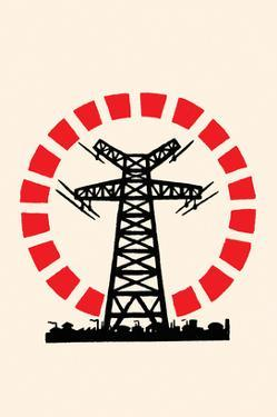 Power Tower by Chinese Government
