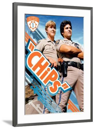 CHiPs--Framed Poster
