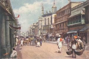 Chitpore Road, Calcutta, India