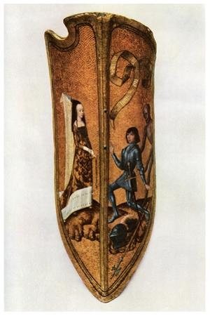 Chivalry and Courtly Love: Flemish Parade Shield, C1400