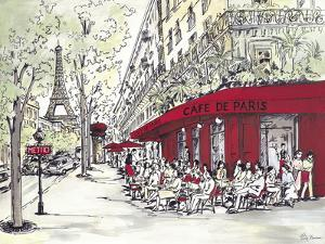 Cafe de Paris by Chloe Marceau