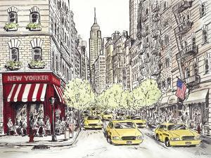 New Yorker by Chloe Marceau