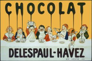 Chocolat Delespaul Havez