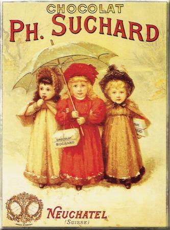 Chocolat PH. Suchard
